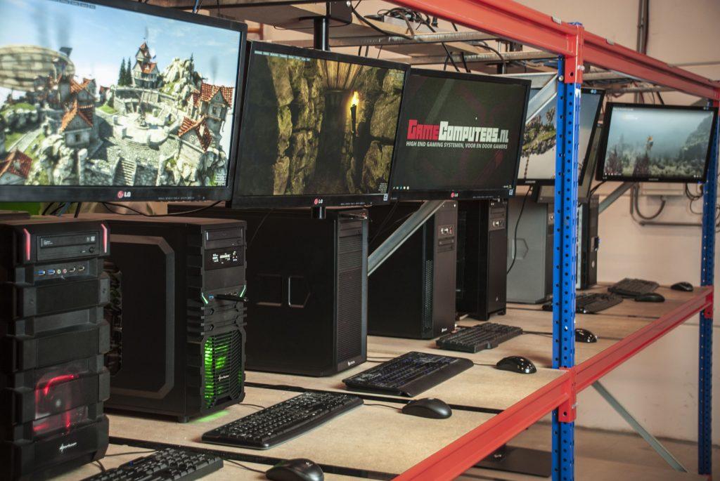 Game PC Stress testing