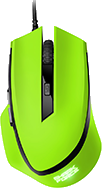 Sharkoon Force Green Gaming Mouse