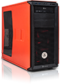 Intel Game PC Axon Oranje