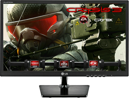 Epical Game Computer Monitor Afbeelding